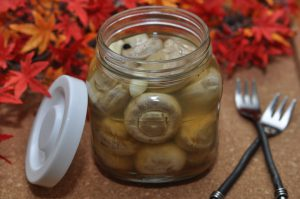 Pickled-Mushrooms